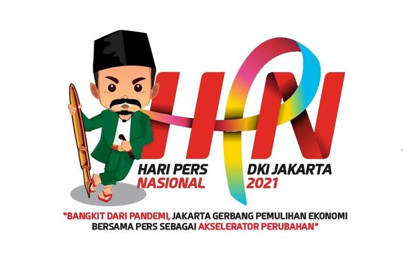 Logo Hari Pers Nasional 2021 - Istimewa