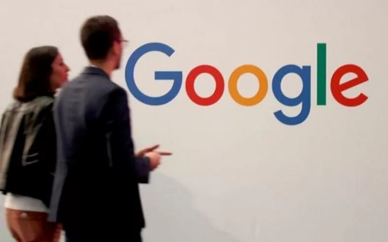 Lebih dari 50 persen belanja iklan dunia dikuasi oleh Google, Amazon dan Facebook. - Antara/Reuters
