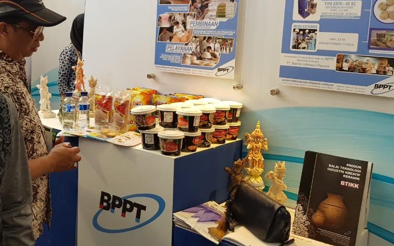 Pada 18 Februari 2020 dilakukan penandatanganan PKS antara BPPT-Pusyantek dan PT LBL tentang Produksi dan Komersialisasi Mi Instan Sagu.  - BPPT