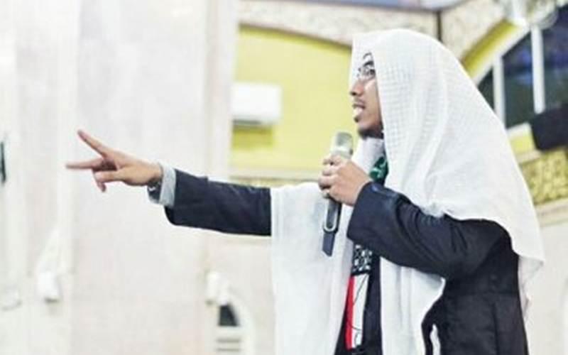 Foto profil Ustaz Maheer di akun twitter ustadzmaaher_