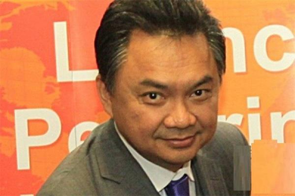 Dino Patti Djalal semasa menjabat sebagai Menteri Luar Negeri RI - Antara