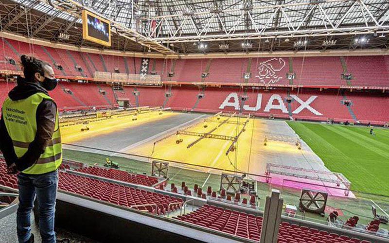 Johan Cruijff Arena - Telesport Voetbal
