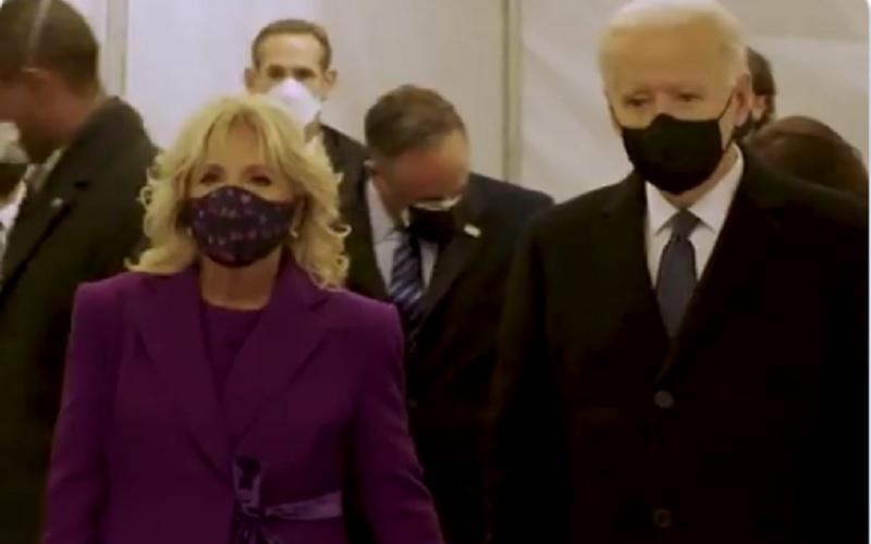 Presiden AS Joe Biden dan Ibu Negara AS Jill Biden. JIBI - Bisnis/Nancy Junita @joebiden