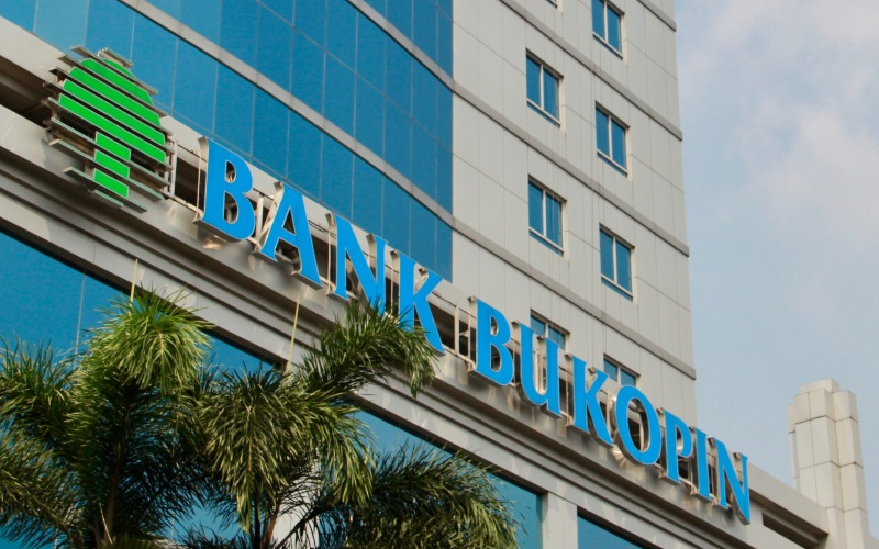 Gedung Bank Bukopin - dokumentasi Bank Bukopin