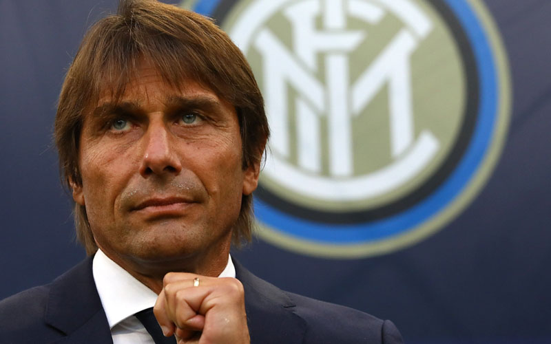 Pelatih Inter Milan Antonio Conte  -  inter.it