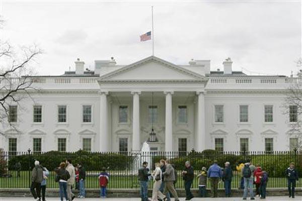 Gedung Putih di Washington DC, AS - Reuters/Jason Reed
