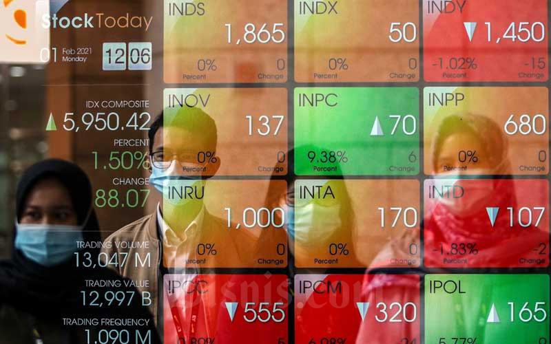 AKRA IHSG ISAT APLN Dari AKRA hingga ISAT, Ini Saham Pilihan MNC Sekuritas Hari Ini - Market Bisnis.com