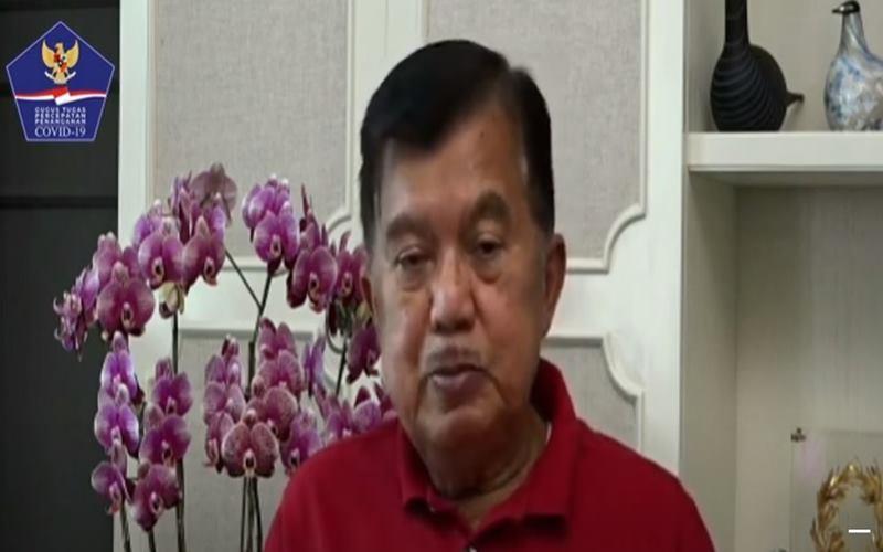 Mantan Wakil Presiden RI Jusuf Kalla sempat menyoal cara publik mengkritik pemerintah tanpa dipanggil polisi. - Youtube