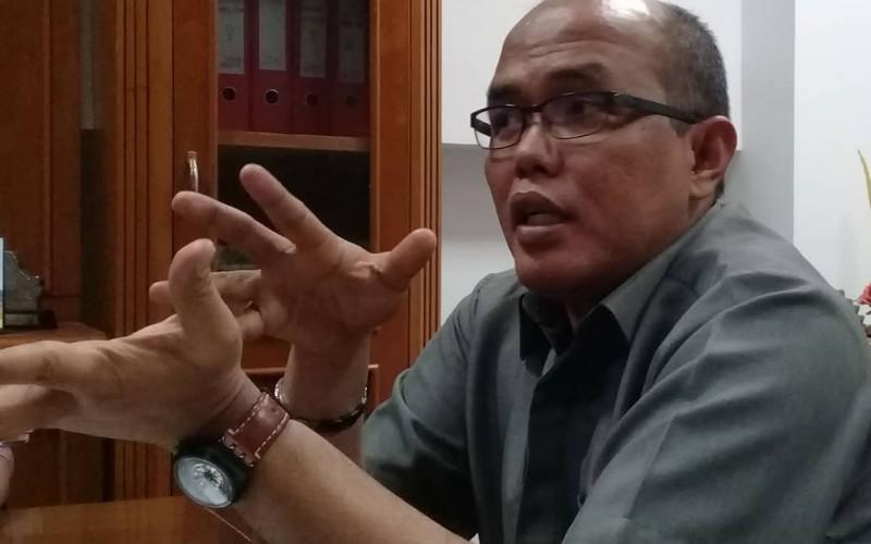 Ketua DPRD Provinsi Sumbar Supardi - Instagram