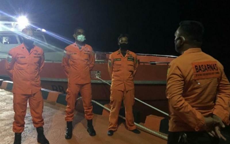 Tim SAR Timika sedang persiapan untuk mencari tujuh penumpang KM Uty Star yang dilaporkan tenggelam di perairan sekitar Pulau Yapero, Distrik Mimika Timur Jauh./Antara - SAR Timika