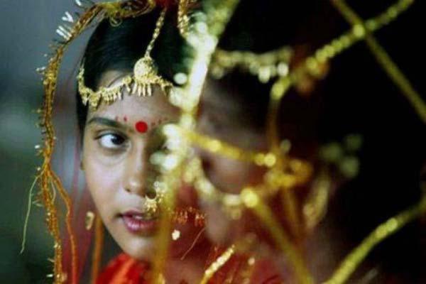 Ilustrasi pernikahan anak - Reuters