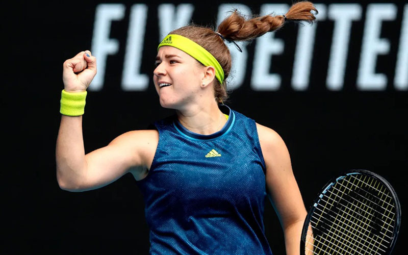 Petenis Republik Cheska Karolina Muchova - WTATennis.com