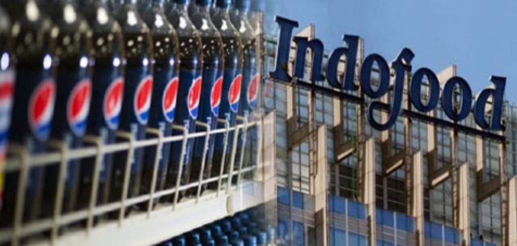 Ilustrasi kemitraan PepsiCo. Inc dan Grup Indofood.  - Bisnis.com