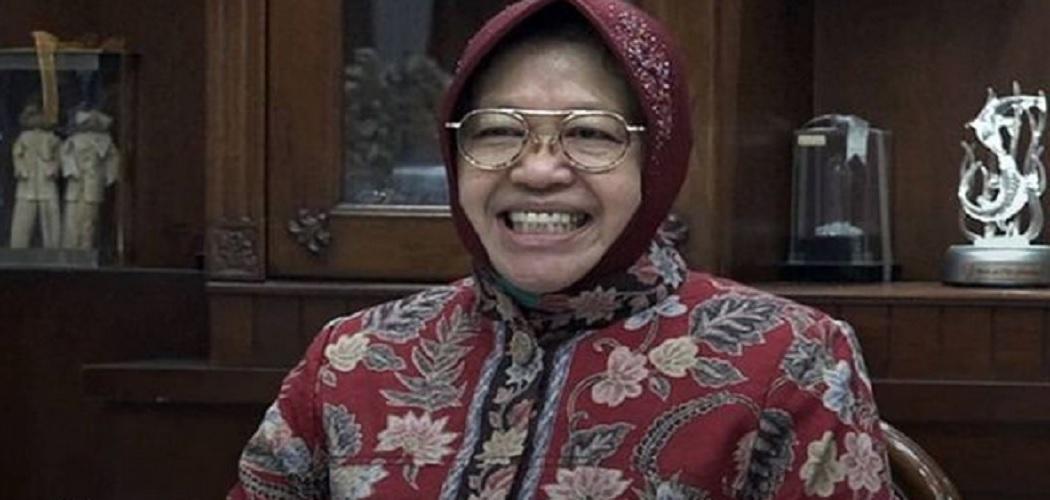 Menteri Sosial yang juga kader PDIP Tri Rismaharini di Kementerian Sosial RI. JIBI - Bisnis/Nancy Junita @trirismaharini.official