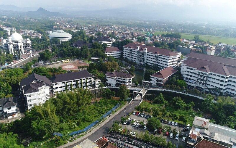 Universitas Muhammadiyah Malang. - Ist