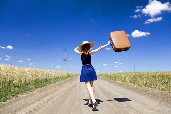 Ilustrasi traveling - Julemag