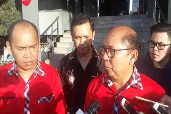 Ketua Bapemperda DPRD DKI Jakarta Pantas Nainggolan - Bisnis.com/Juli Etha