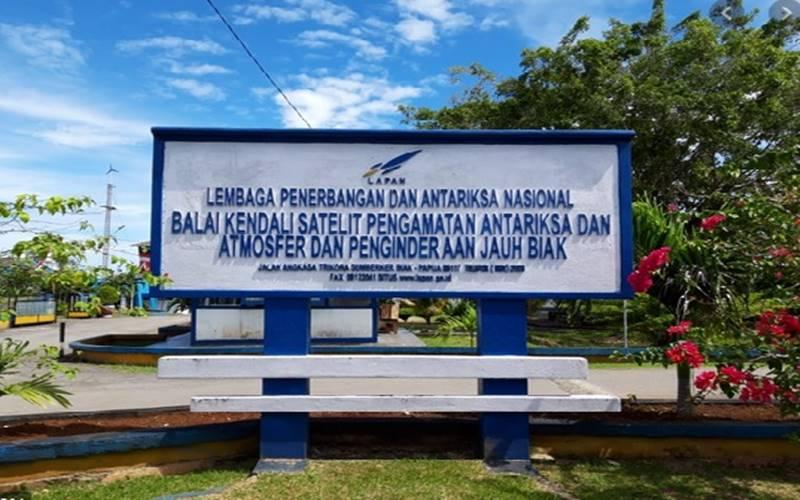 Lembaga Penerbangan dan Antariksa Nasional (LAPAN). - Istimewa