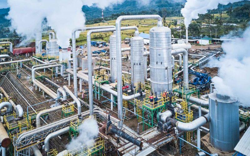 Pengembangan PLTP Sorik Marapi dengan kapasitas total sebesar 240 MW merupakan salah satu proyek strategis nasional dan menjadi bagian dalam Program 35.000 MW maupun Program FTP 10.000 MW Tahap II.  - ebtke.esdm.go.id