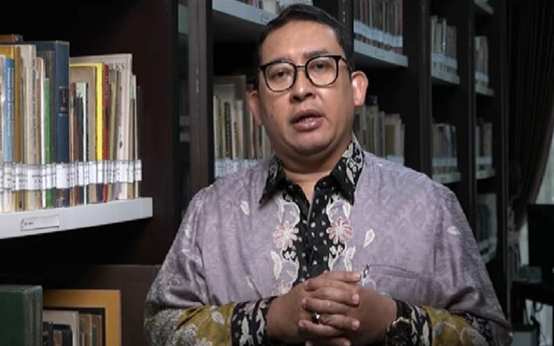 Anggota DPR RI dari Fraksi Gerindra Fadli Zon -  Tangkapan layar Youtube Fadli Zon Official
