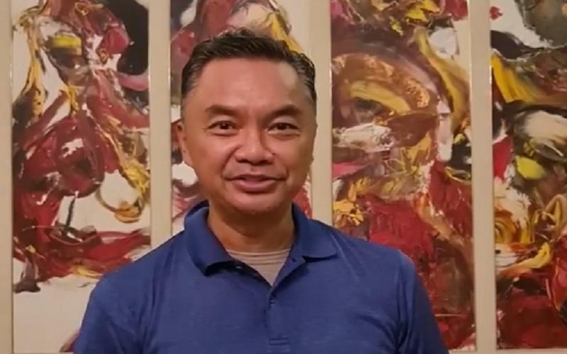 Mantan Wakil Menteri Luar Negeri Dino Patti Djalal. - Instagram @dinopattidjalal
