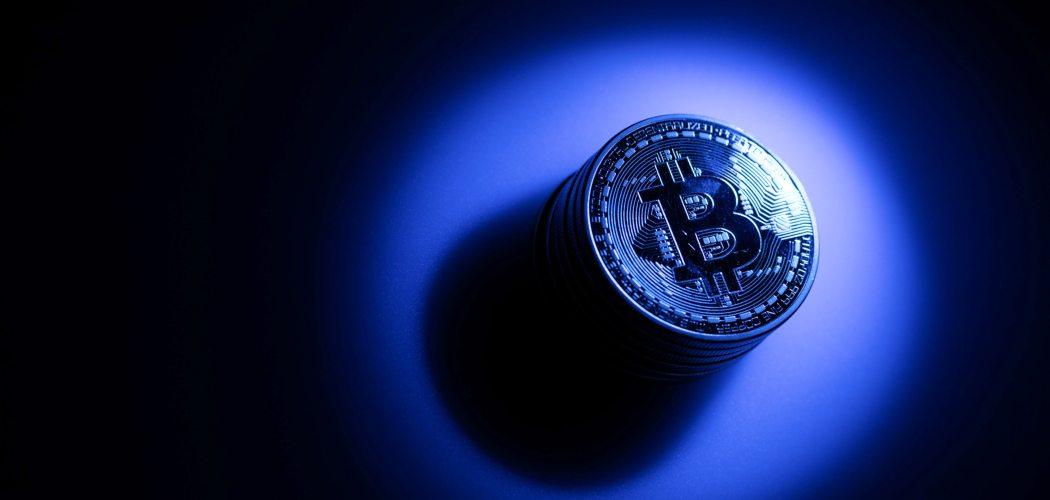 Token Bitcoin.  - Bloomberg