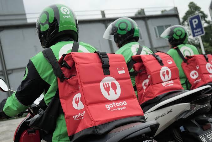 Hingga Januari 2021, Gojek telah mendistribusikan lebih dari 22.600 tas guna ulang untuk para mitra driver (Doc. Gojek)