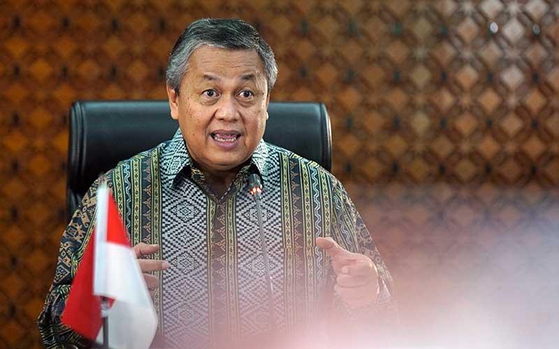 Gubernur Bank Indonesia Perry Warjiyo. - Dok. Bank Indonesia