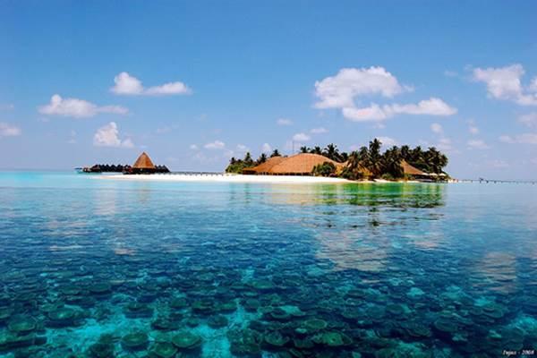 Pulau Madaveli, Maladewa - venere.com