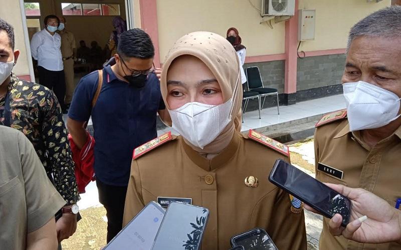 Wakil Bupati Cirebon Wahyu Tjiptaningsih - Bisnis/Hakim Baihaqi