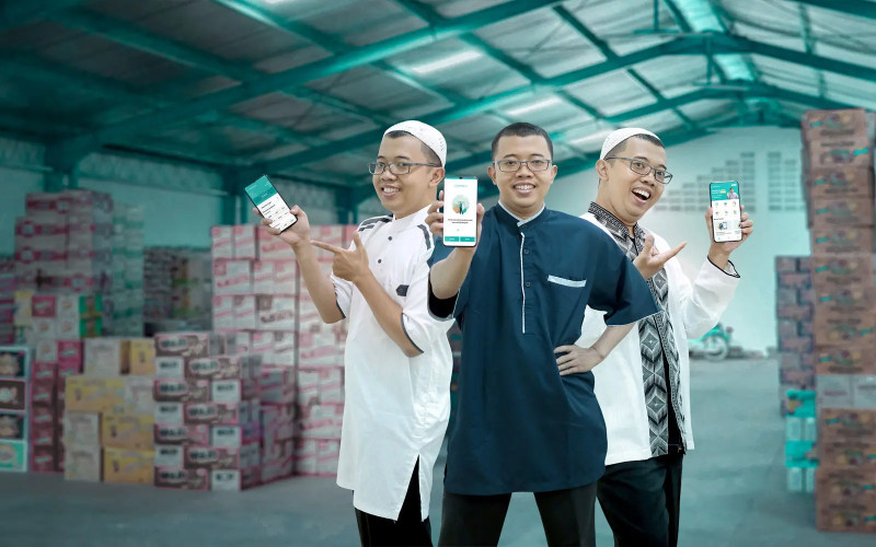 Gudangada adalah platform B2B FMCG e-Commerce yang menghubungkan pemangku kepentingan FMCG di Indonesia untuk memberdayakan rantai nilai FMCG dari transaksi hingga distribusi.  - gudangada.com