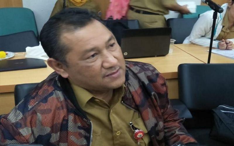 Kepala Dinas Sumber Daya Air (SDA) Juaini - Istimewa