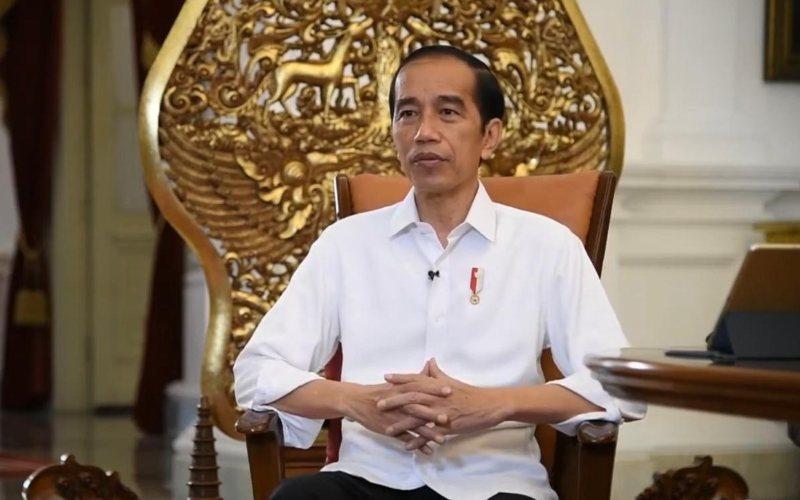 Survei LSI: Jokowi Bisa Menang Lagi Jika Ikut Pilp