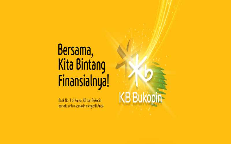 Bank Bukopin mengumumkan secara resmi pergantian identitas perusahaan menjadi KB Bukopin Pada Selasa (23/2/2021). - Istimewa