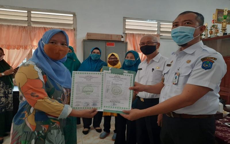 Pelaku UMKM di Kabupaten OKI mendapat dukungan dari Pemkab OKI untuk peroleh sertifikat halal dari MUI. istimewa