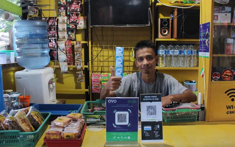 Ilustrasi Warung Pintar.  - Dok. www.warungpintar.co.id