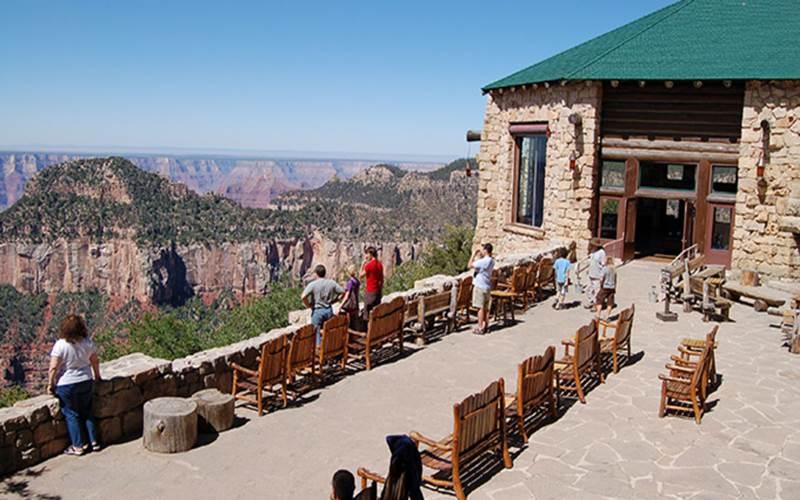 Hotel Grand Canyon