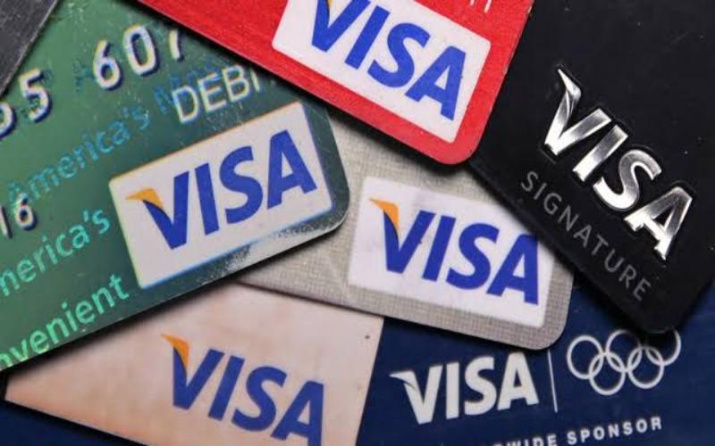 Logo Visa - Istimewa