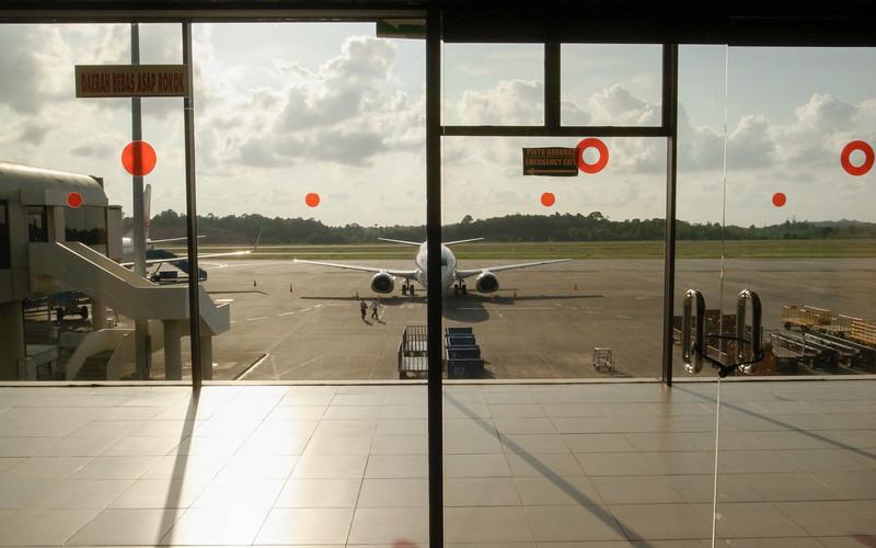 Ilustrasi bandara.  - batam/airport.com