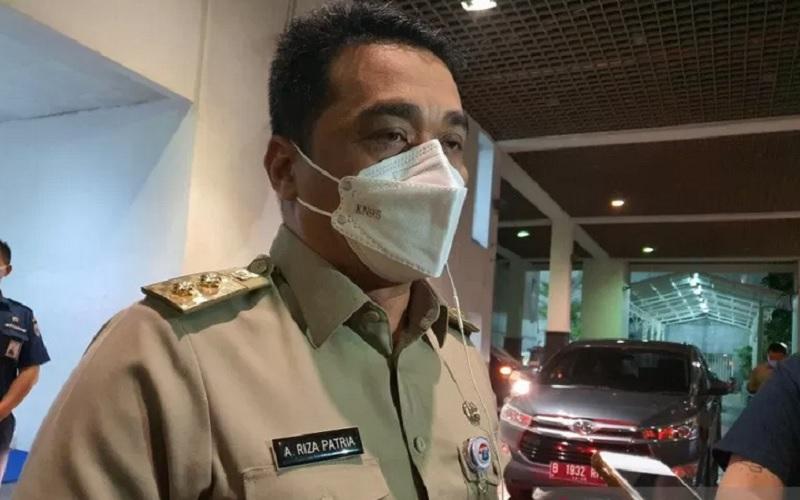 Wakil Gubernur DKI Jakarta yang juga Ketua DPD Partai Gerindra DKI, Ahmad Riza Patria. - Antara
