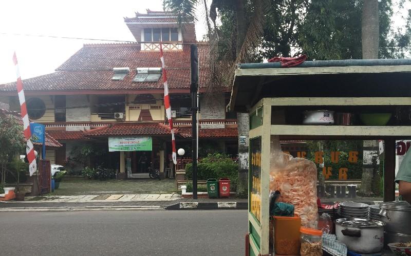 Hotel di pusat kota Sumedang - Bisnis/Wisnu Wage