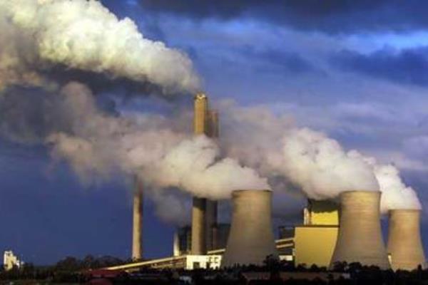 Ilustrasi: Asap yang dikeluarkan dari proses pembangkitan. - ilmupengetahuan.org