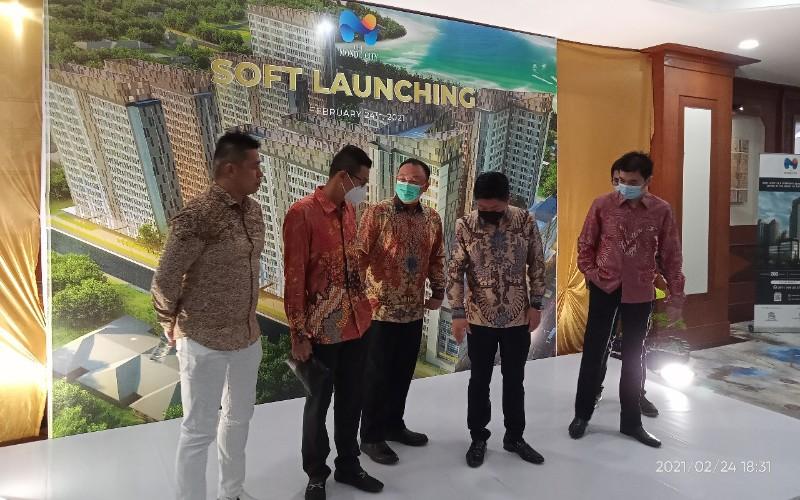 Soft launching The Monde City Batam - Bisnis/Bobi Bani