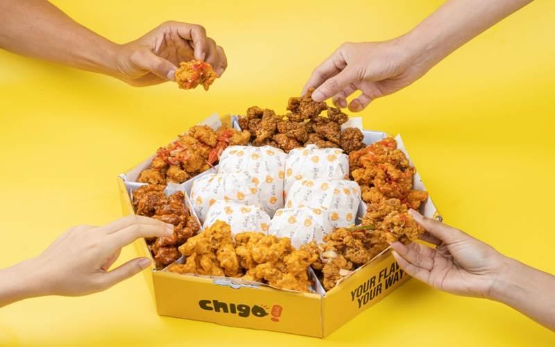 Chigo, produk baru Kopi Kenangan