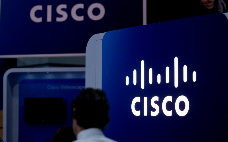 Cisco. - Bloomberg