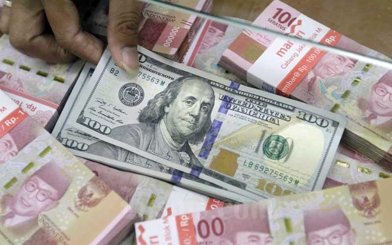 Nilai Tukar Rupiah Terhadap Dolar AS Hari Ini, 26 Februari 2021 - Market Bisnis.com