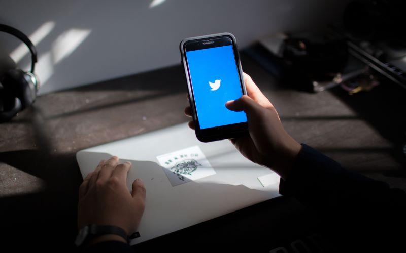 Logo Twitter. - Bloomberg / Alex Flynn