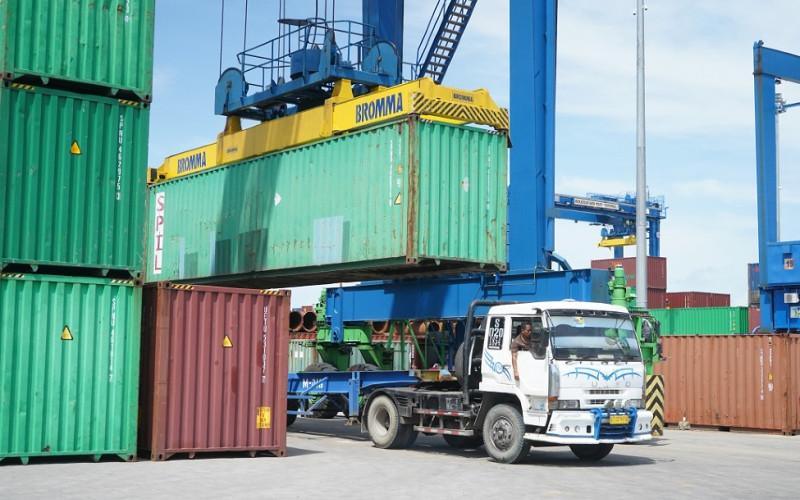 Makassar New Port.  - Pelindo IV