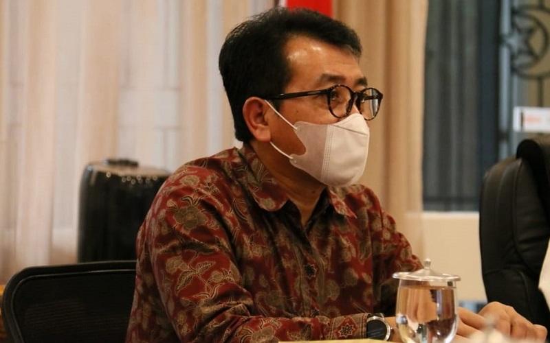 Kepala OJK Kantor Regional 5 Sumbagut (OJK KR 5) Yusup Ansori