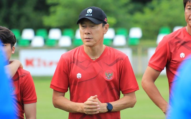 Pelatih Timnas Indonesia Shin Tae-yong - PSSI.org